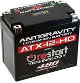 Antigravity Batteries AG-ATX12-HD-RS RE-START Lithium-Ion Battery
