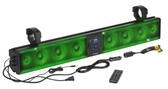 "Boss Audio BRT36RGB 36"" Riot Sound Bar With Rgb 8 Speakers Fits 1.5-2.0"" Bars"