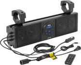 "Boss Audio BRT18A Plug N Play 18"" Sound Bar 4 Speakers Fits 1.5-2"" Bars"