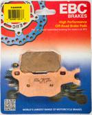 EBC FA685R R Series Long Life Sintered Brake Pads 2016 Can Am Defender