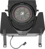 SSV Works X3-US10-K 10in. Sub Woofer with Box