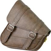 Willie & Max 59777-00 Universal Swing Arm Bag Brown 10.5X11.5X4.5