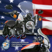 National Cycle N21610 Wave QR® Quick Release Fairing  for  H/D XL Mount Required