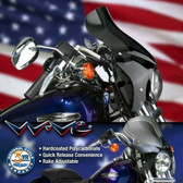 National Cycle N21601 Wave QR® Quick Release Fairing for FXDC Requires Mount