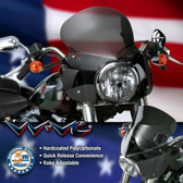 National Cycle N21603 Stinger Windshield  H/D FLSTF Mounting Kit Required