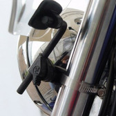 National Cycle Plexifairing GT Windshield -21in. H x 30in. W  N8101