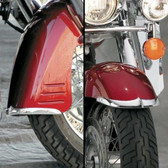 National Cycle Cast Fender Tips   N7005  HONDA VTX1300S 02-03