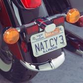 National Cycle Cast Fender Tips   N734  HONDA SHADOW VT750C, VT750CD ACE '98, RE