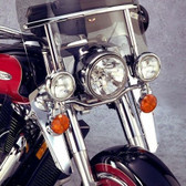 National Cycle Chrome Light Bar   N933  HONDA VT1100 C3 AERO 98