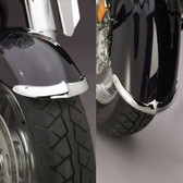 National Cycle Cast Fender Tips   N7011  KAWASAKI VN00 FRONT 2/PC 05