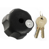 RAM Locking Knob with 1/4-20 Brass Hole