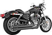 Freedom Performance Independence Lg Black HD00115 Fits 04-13 SPORTSTER
