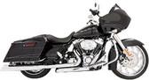 Freedom Performance True Duals Headers Chrome HD00095 Fits 95-08 FL