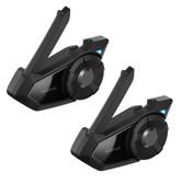 Sena 30K Motorcycle Bluetooth Communication System w/ Mesh Intercom Dual Pack