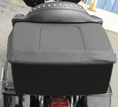Mustang King TourPak Lid Cover - Harley-Davidson FL 1993-2013, Plain
