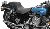 Mustang One-Piece Fastback Seat - Harley-Davidson FXR