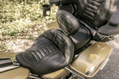 Mustang Trike Deluxe Touring  Heat for Tri Glide® Ultra Classic Street Glide Tri