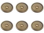 RSD Badge Kit Brass Covert Brass Covert 0208-2068 Various RSD Products