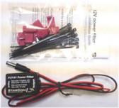 StarCom1 12V DC Bike Power Filter FLT-01