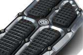 Traction Rider Floorboard Contrast-Cut 0036-1011-BM