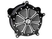 RSD Venturi Air Cleaner Contrast-Cut 0206-2004-BM