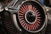 RSD Turbine Air Cleaner Black Ops 0206-2038-SMB