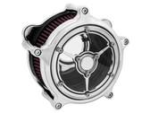 RSD Clarity Air Cleaner Chrome 0206-2060-CH