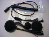 Starcom1  Zumo openface headset with 3.5mm jack for Ear Phones PP-06S