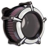 RSD Clarion Air Cleaner Contrast Cut 0206-2128-BM FL, FLHT TBW 06-16