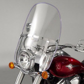 National Cycle Beaded Heavy Duty™ Windshield, Clear N2235