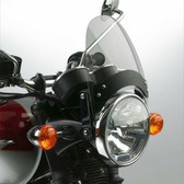 National Cycle Flyscreen®/Headlight Mount, Black, Light Tint N2543-002