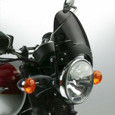 National Cycle Flyscreen®/Headlight Mount, Black, Dark Tint N2544-002