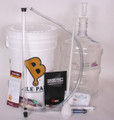 Deluxe Home Brew Kit for Kegging