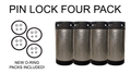 ***FOUR PACK PIN LOCK KEG BUNDLE***