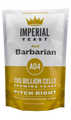 A04 Barbarian Organic Yeast  Vermont Ale