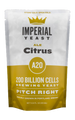 A20 Citrus Organic Yeast