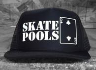 Skate Pools Mesh Hat