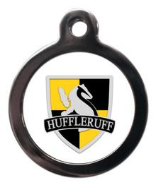 Huffleruff Dog ID Tags