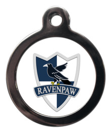 Ravenpaw Pet ID Tags