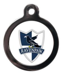 Ravenpaw Pet ID Tags