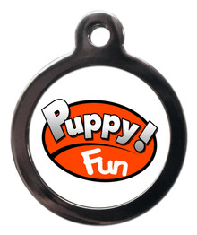 Puppy Fun Identity Tags