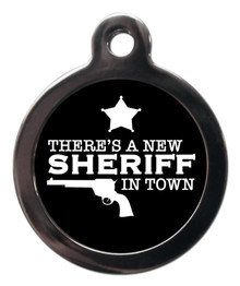 New Sheriff Tag
