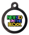 New Kid On The Block Puppy Name ID Tags