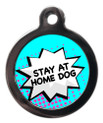 Stay at Home Dog - Blue