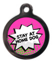 Stay at Home Dog - Pink