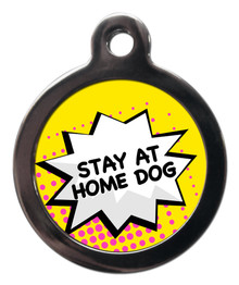 Stay at Home Dog - Yellow