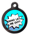 Who Let Me Out - Blue