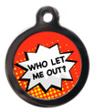 Who Let Me Out - Red