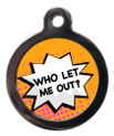 Who Let Me Out - Orange
