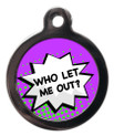 Who Let Me Out - Purple